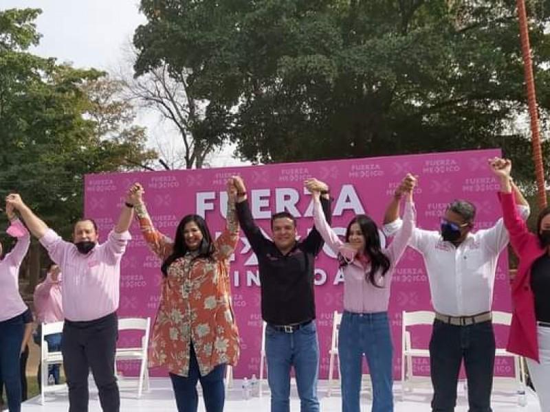 Fuerza por México indeciso en candidaturas para Ahome y Badiraguato