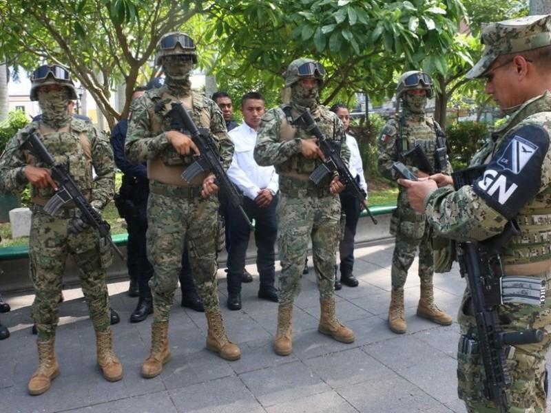 Fuerzas Armadas, la única solución a la inseguridad: Juan Ibarrola