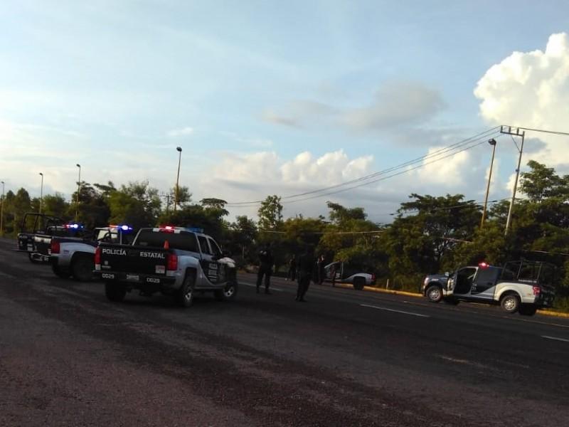 Fuerzas especiales vigilan límites de Nayarit