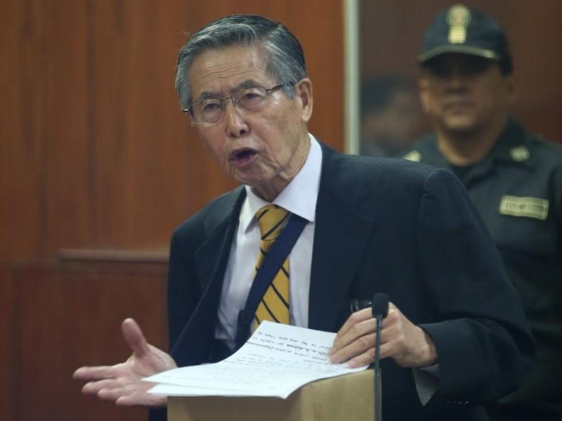 Fujimori regresa a prisión luego de dar negativo a Covid-19