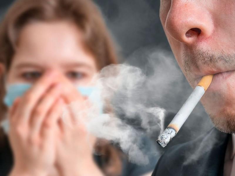 Fumadores tienen más complicaciones si adquieren covid-19
