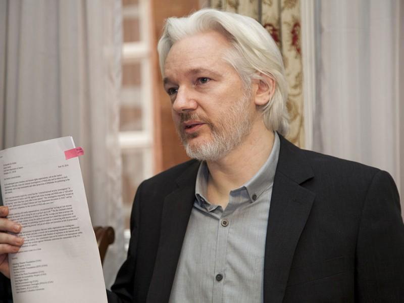Fundador de WikiLeaks podría abandonar embajada ecuatoriana