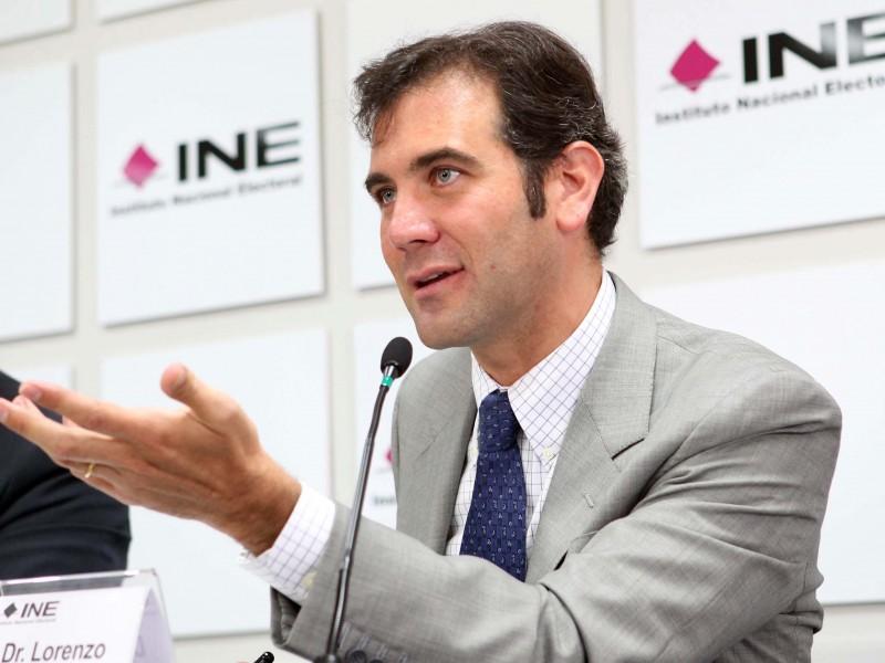 Fundamental, reivindicar a los partidos Lorenzo Córdova