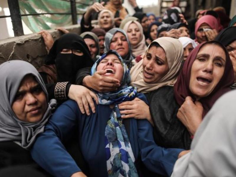 Funerales y nuevas protestas en Gaza