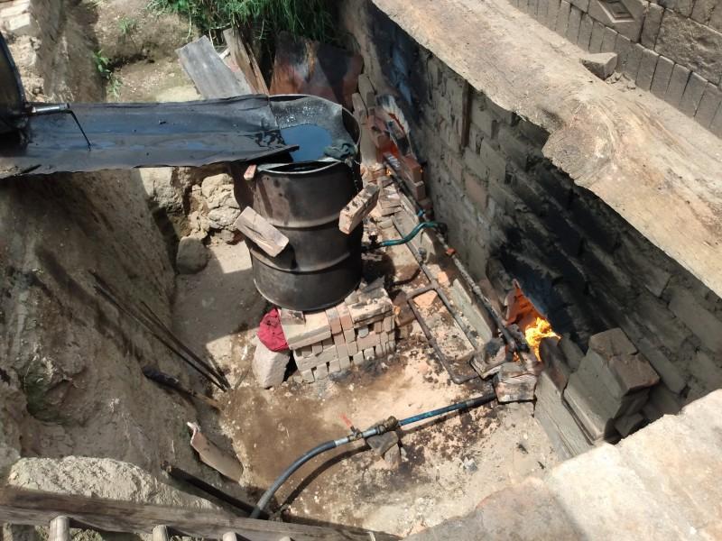 Funerarias, ladrilleras e industrias propician niveles preocupantes de contaminación