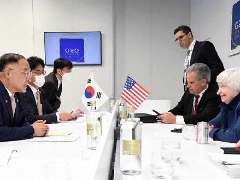 G20 buscará fiscalizar a multinacionales