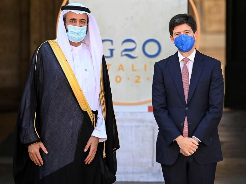 G20 se compromete a inmunizar al 40% del mundo