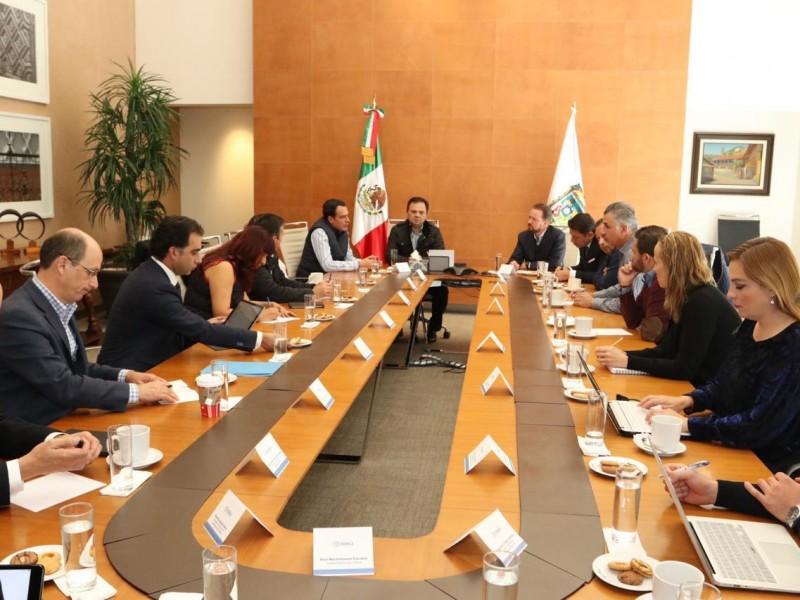 Gabinete Estatal definió acciones de 2019 en Puebla