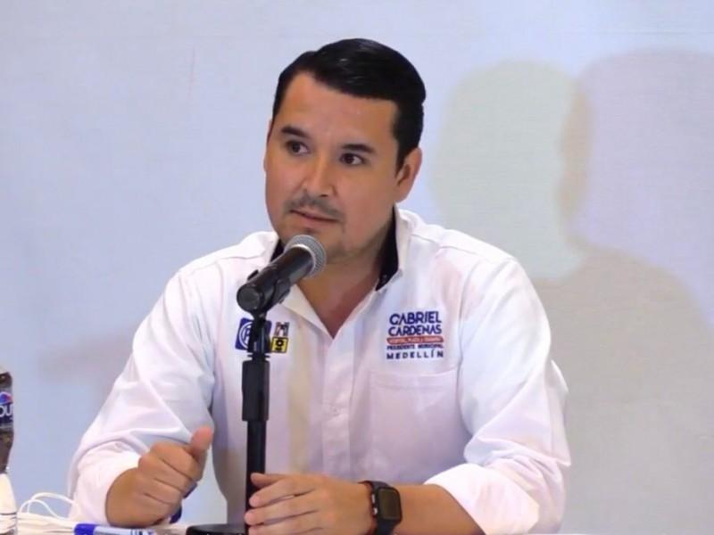 Gabriel Cárdenas busca alcaldía en Medellín de Bravo