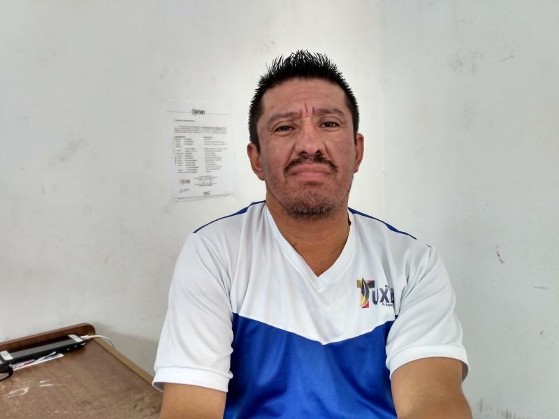 Gabriel Cruz,renuncia al Club Caimanes a nivel Estado