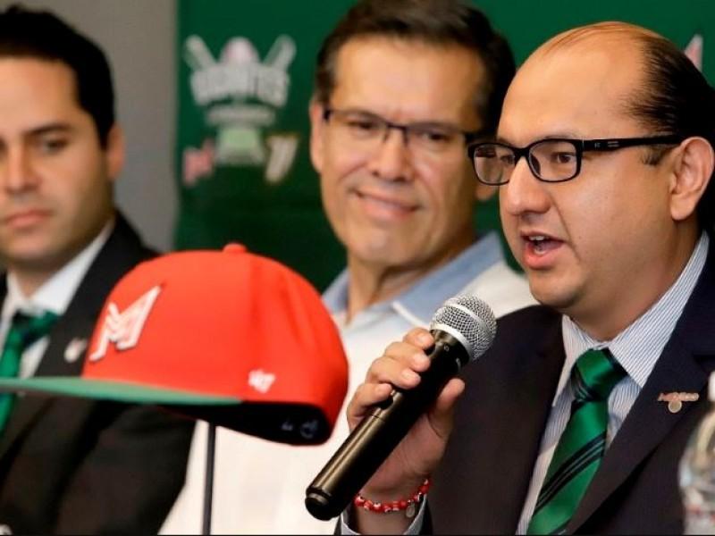 Gabriel Medina nombrado presidente interino de LMB