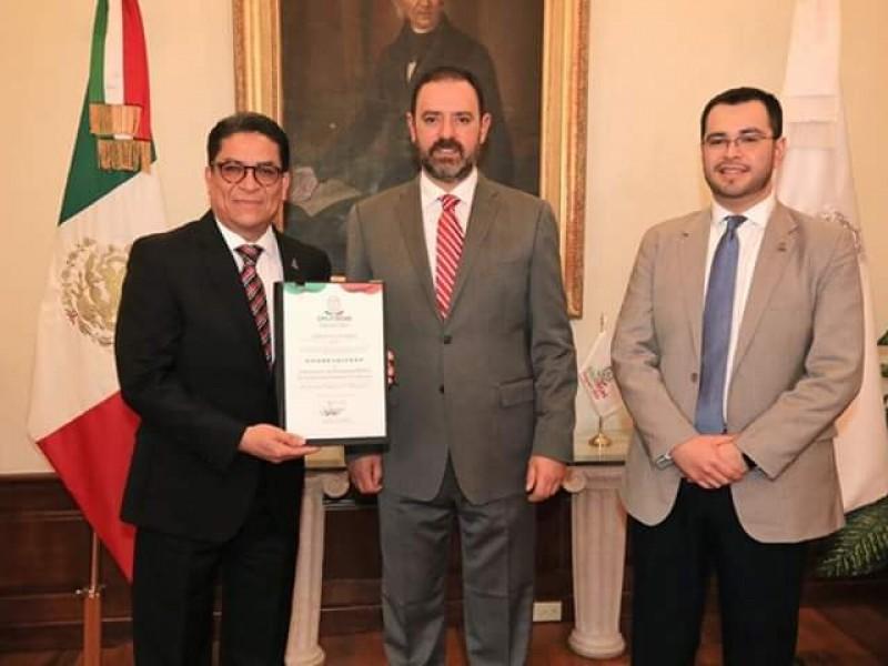 Gabriel Morales Torres nuevo subsecretario de Transporte