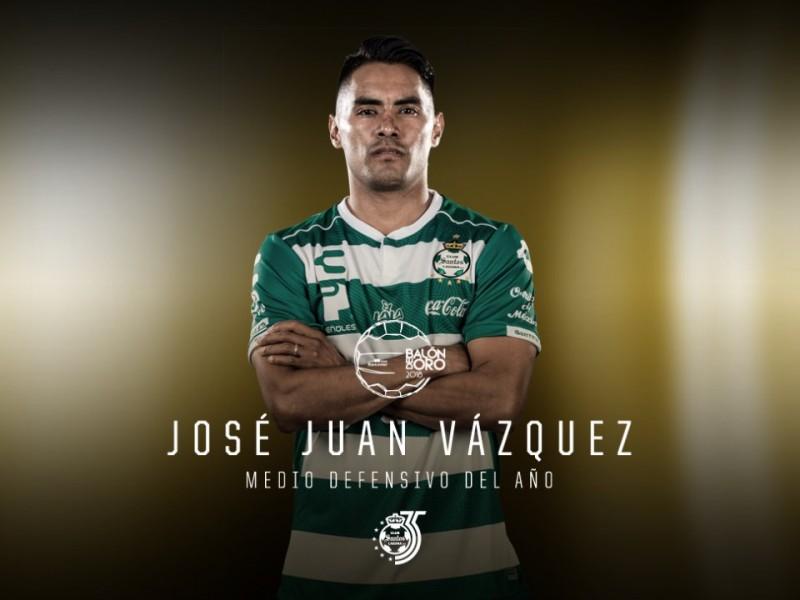 Gallito Vazquez mejor contención de la Liga MX