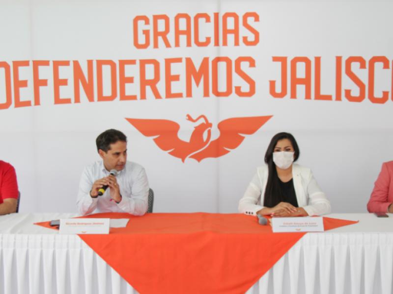 Gana en Tlaquepaque, Movimiento Ciudadano