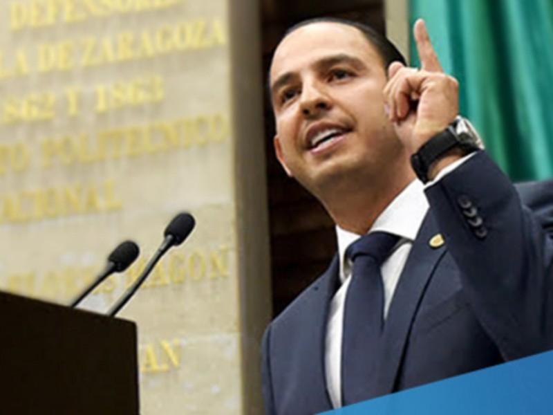Gana Marko Cortés; será nuevo presidente del PAN