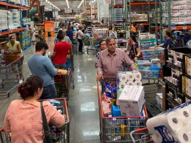 Garantiza CCE abasto de alimentos frente a pandemia de COVID-19