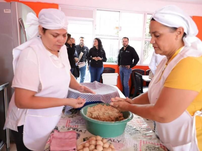 Garantiza DIF entrega de programa alimentario escolar