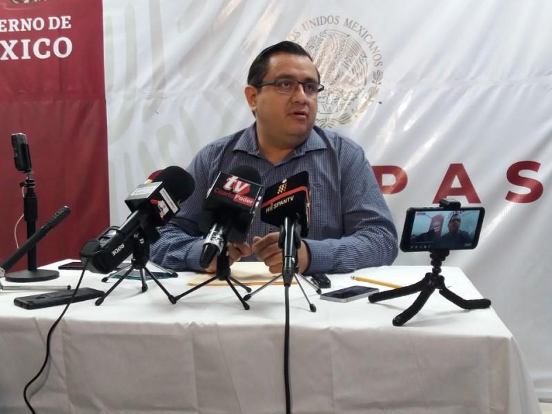 Garantiza federación entrega de recursos de programas sociales