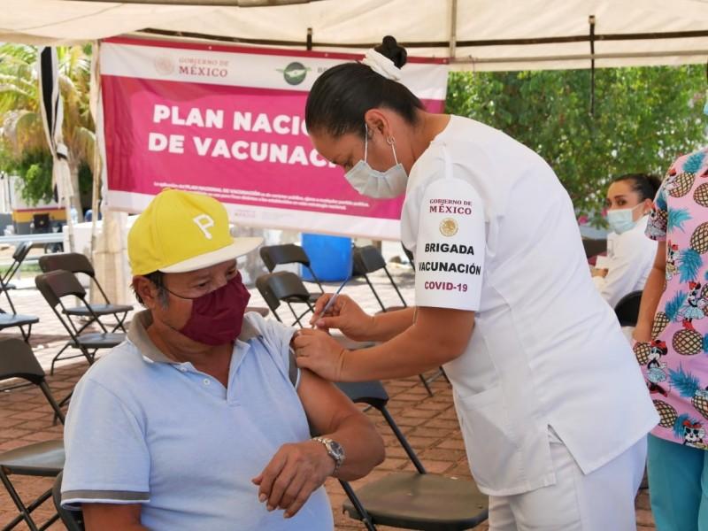 Garantizadas, vacunas para Lázaro Cárdenas, Ciudad Hidalgo y Uruapan: Bienestar