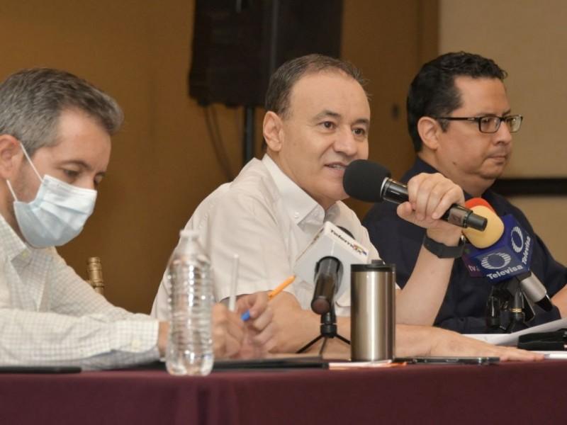 Garantizaremos respaldo financiero para el nuevo Hospital General: Alfonso Durazo.