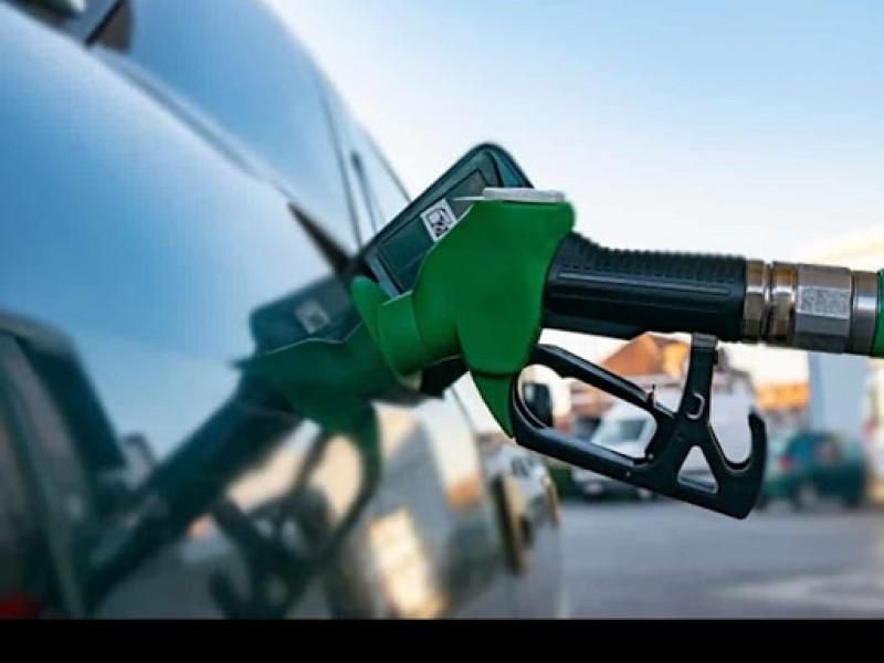 Gasolina Premium en Álamos es la más cara del país