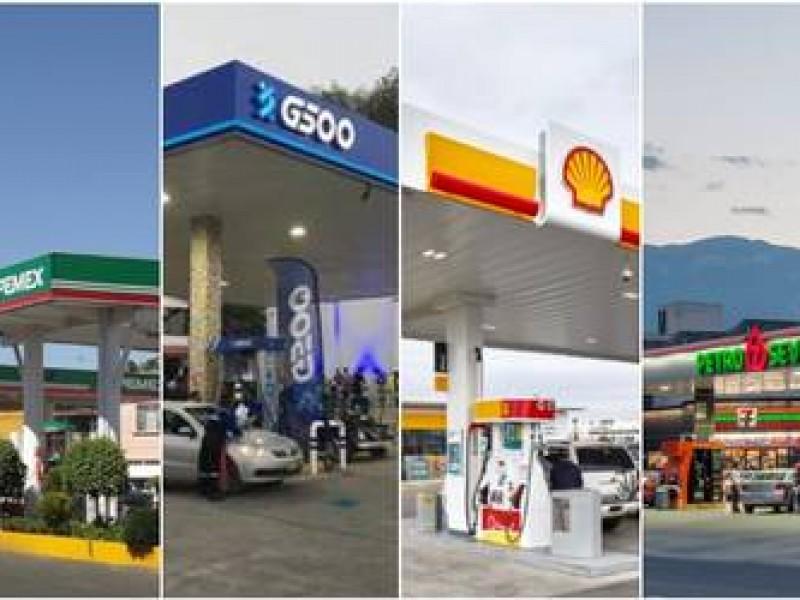 Gasolineras se ampararán contra verificaciones