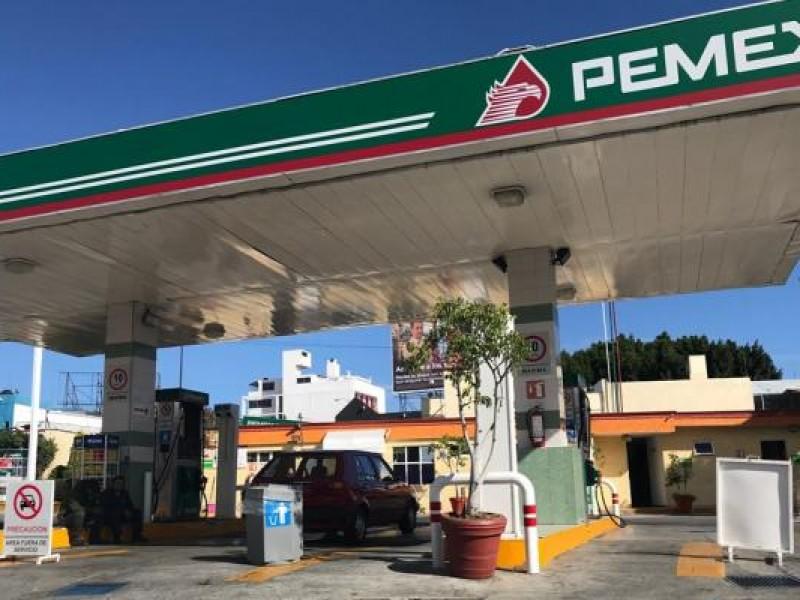 Gasolineros denuncian desabasto de combustible en Oaxaca