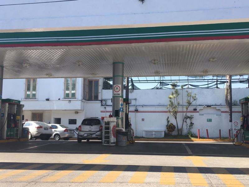 Gasolineros reconocen responsabilidad en nula disminución de precio