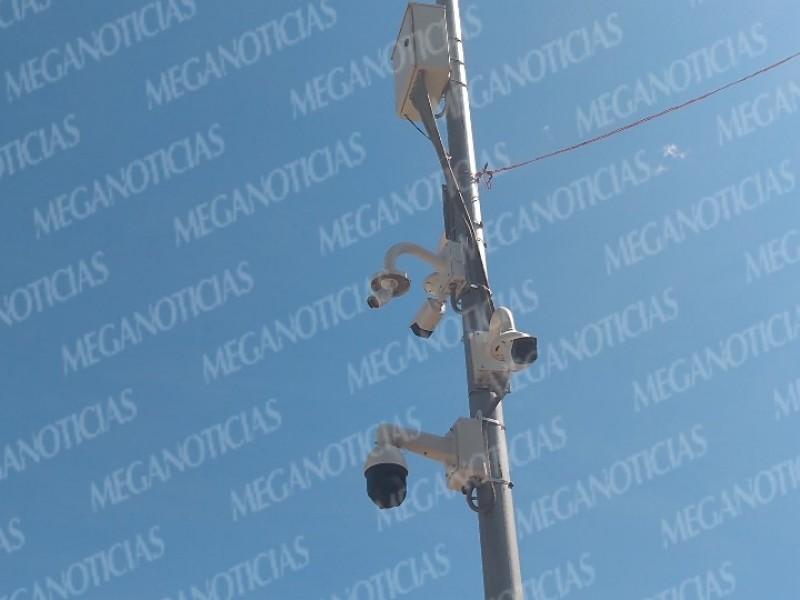 Genera incertidumbre funcionamiento de cámaras en Mixtequilla