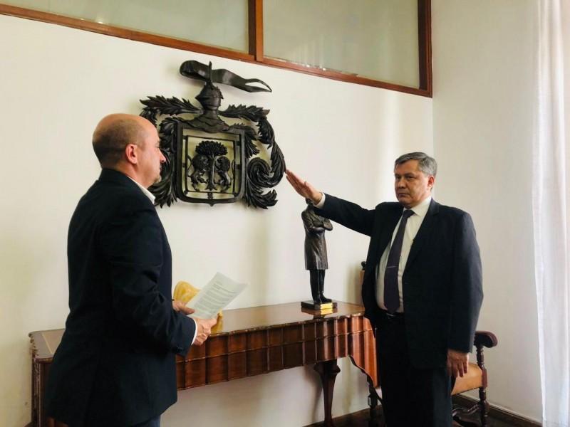 General Luis Arias, nuevo comisario de Guadalajara