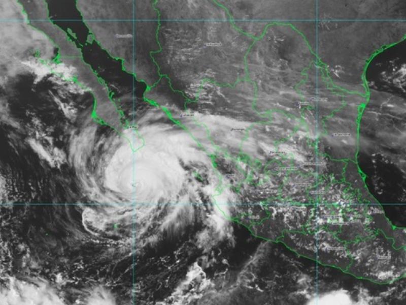 Genevieve dejará lluvias intensas para 16 municipios de Nayarit