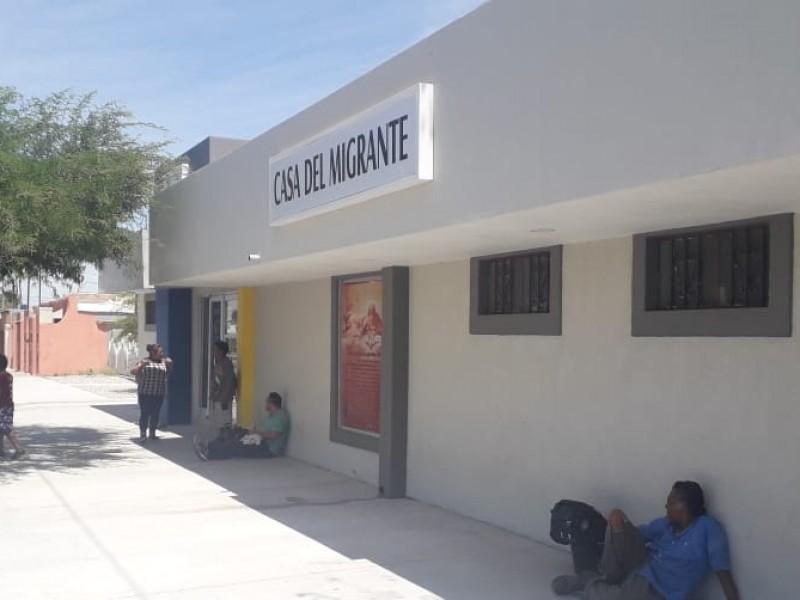 Gestionan centro social para albergar migrantes retornados