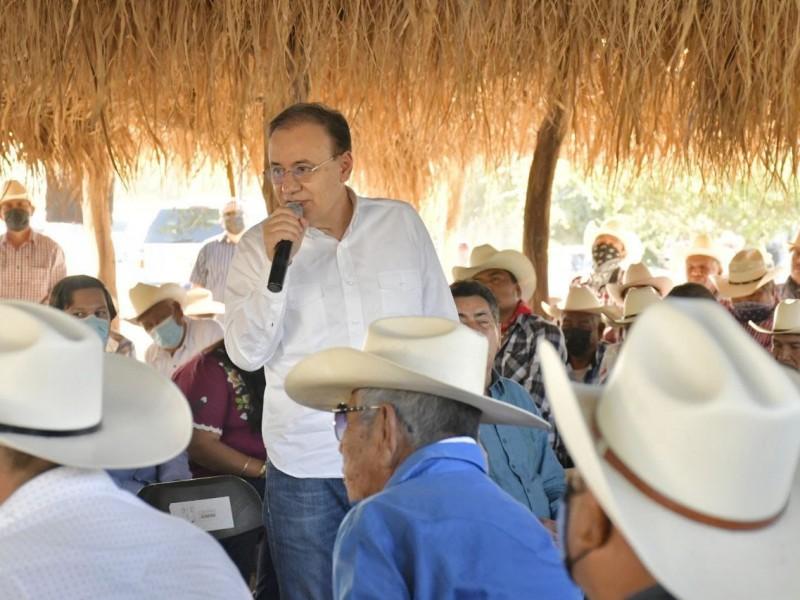 Gestionará Durazo zona económica especial en territorio yaqui