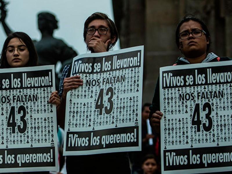 GIEI podría regresar en mayo a Caso Ayotzinapa