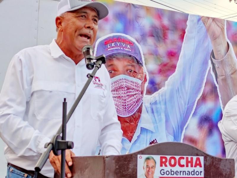 Gildardo Leyva lanza convocatoria para formar parte de su gabinete