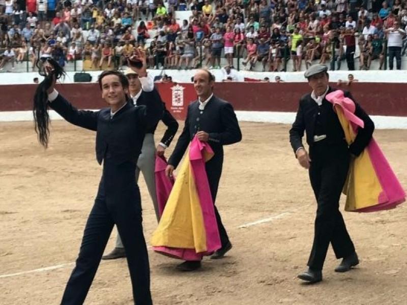 Gilio corta rabo en España