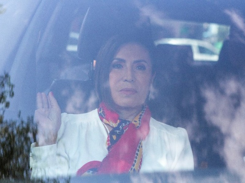 Giran orden de aprehensión contra Rosario Robles por delincuencia organizada