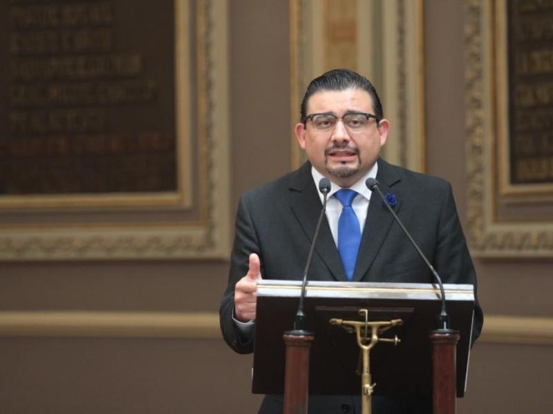 GLPAN de Puebla se compromete al parlamento abierto: Alcántara Montiel
