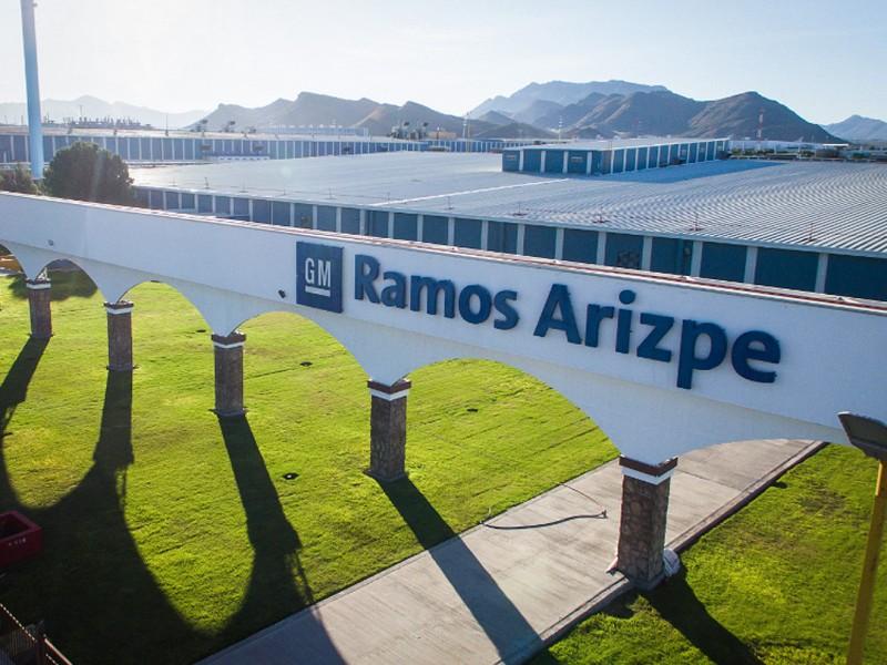 GM México anuncia inversión de 1,000 mdd para 2023
