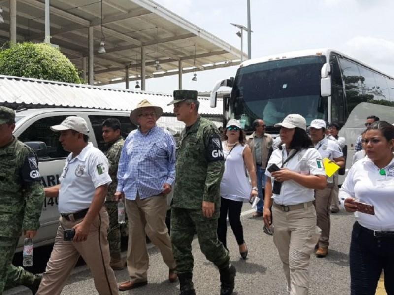 20 mil 144 migrantes rescatados con Plan Migratorio