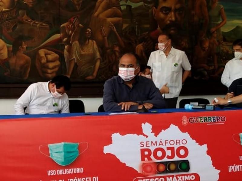 Gobernador anuncia apoyo social para habitantes en Guajes de Ayala