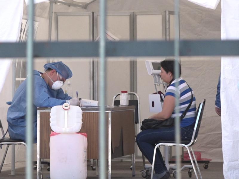 Gobernador anuncia cinco casos más de Coronavirus