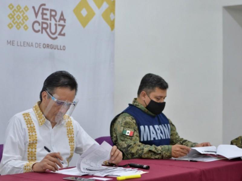 Gobernador asegura que Semar incrementará oficiales para supervisar Puertos