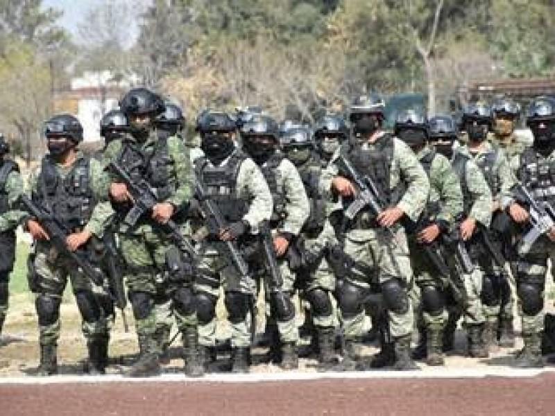 Gobernador celebra llegada de activos federales para reforzar seguridad guanajuatense