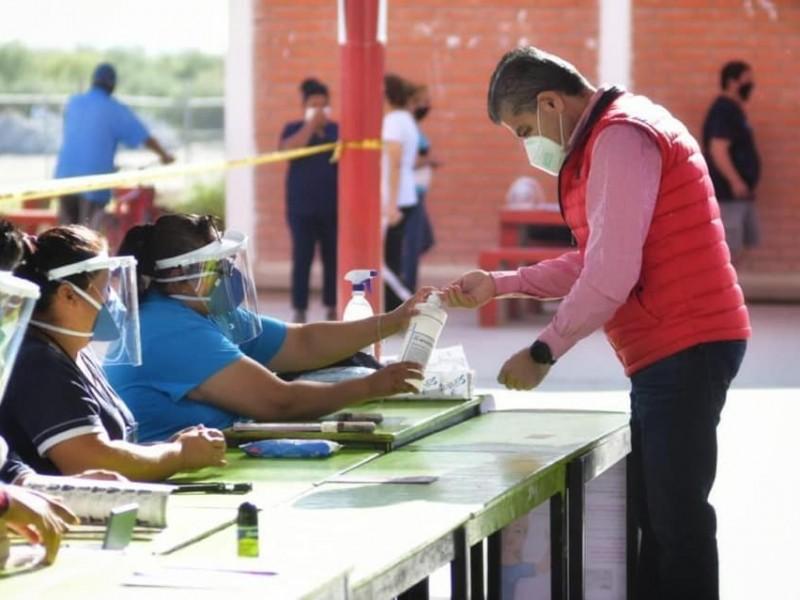 Gobernador de Coahuila asegura que no hay triunfalismo