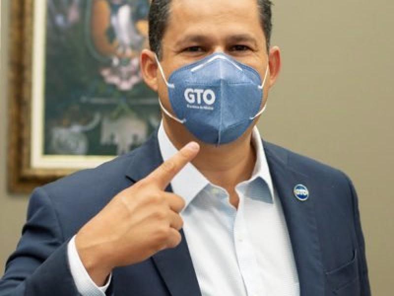 Gobernador de Guanajuato, da positivo a COVID-19