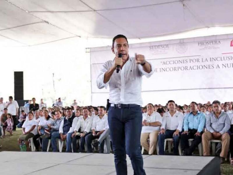 Gobernador de Hidalgo da positivo a Covid-19