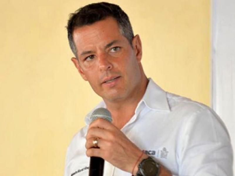 Gobernador de Oaxaca exige reforzar seguridad