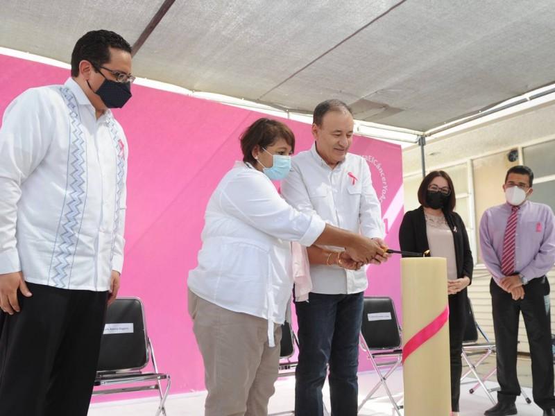 Gobernador de Sonora convoca a los sonorenses a prevenir