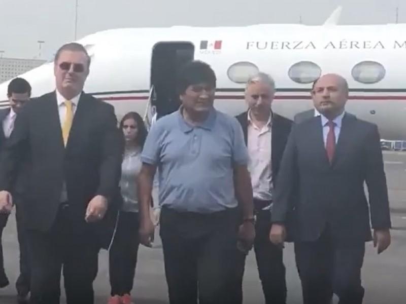 Gobernador opina sobre el asilo de Evo Morales